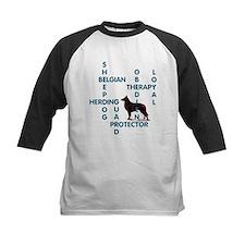 Belgian sheepdog Crossword Tee