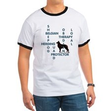 Belgian sheepdog Crossword T