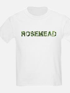Rosemead, Vintage Camo, T-Shirt