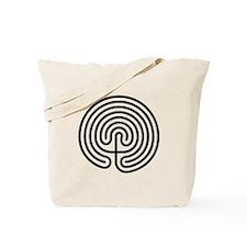 Labyrinth AO Tote Bag