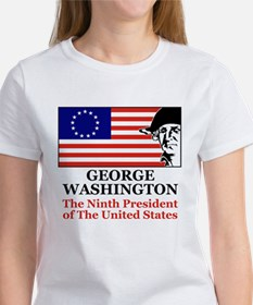 Washington, the Ninth Preside Tee