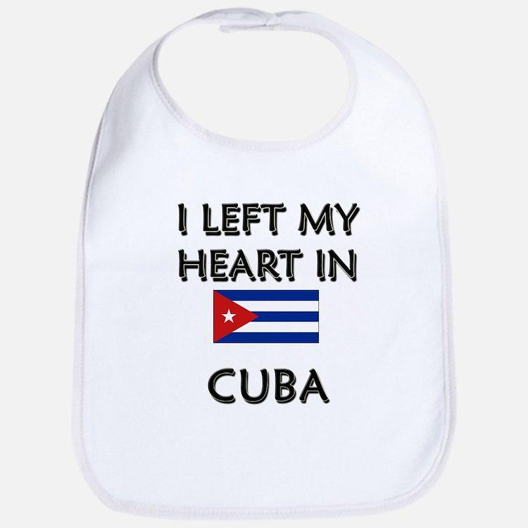 I Left My Heart In Cuba Bib