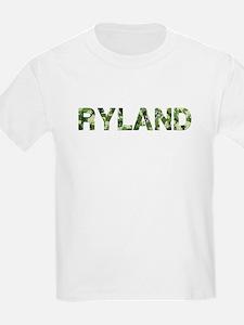 Ryland, Vintage Camo, T-Shirt