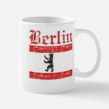 Flag Of Berlin Design Mug