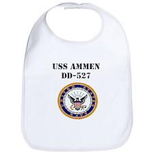 USS AMMEN Bib