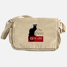The Ennui Cat Messenger Bag