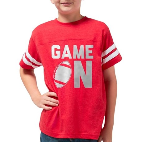 Game On Youth Football Shirt