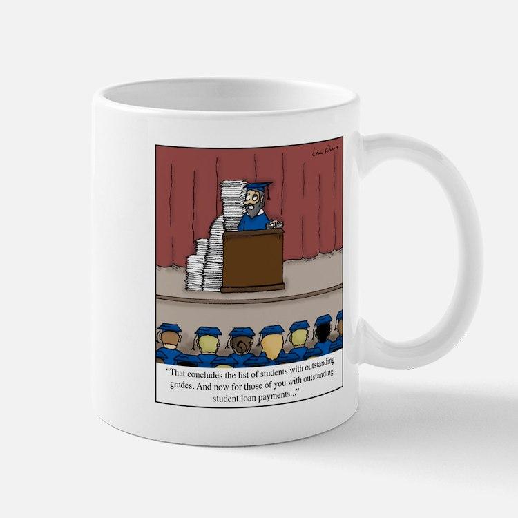 Cute Student loans Mug
