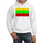 Lithuania Hooded Sweatshirt