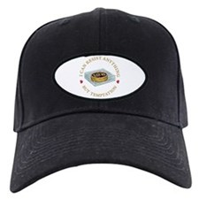 I Can Resist Anything But Temptation Baseball Hat