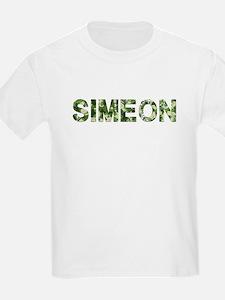 Simeon, Vintage Camo, T-Shirt