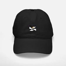 Flag Of Lisbon Design Baseball Hat