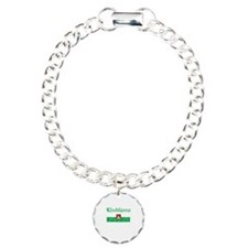 Flag Of Ljubljana Design Bracelet