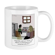 Staccato Touch Mugs