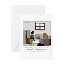 Unique Piano teacher Greeting Card