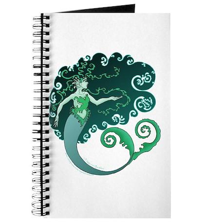 Winter Mermaid Journal
