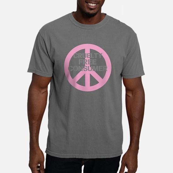 Organic Cruelty Free Vin Mens Comfort Colors Shirt