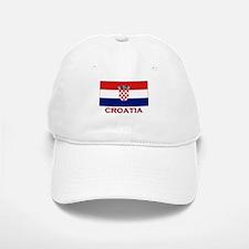 Croatia Flag Merchandise Baseball Baseball Cap