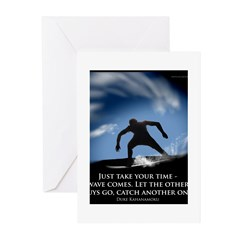 Take Your time Greeting Cards (Pk of 10)