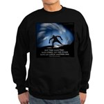 Take Your time Sweatshirt (dark)