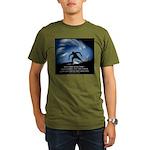 Take Your time Organic Men's T-Shirt (dark)