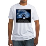Take Your time Fitted T-Shirt