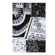 Clarinet Postcards (Package of 8)