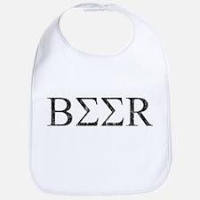 Greek Beer Bib