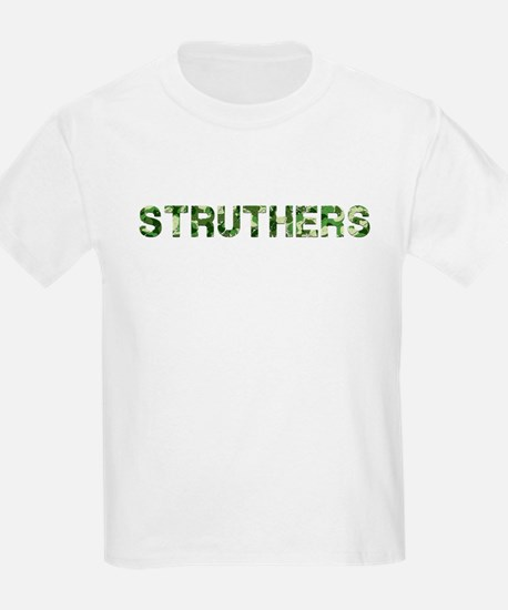 Struthers, Vintage Camo, T-Shirt