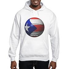 Puerto Rican Basketball Hoodie