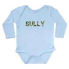 Sully, Vintage Camo, Onesie Romper Suit