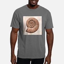 Perisphinctes ammonite,  Mens Comfort Colors Shirt