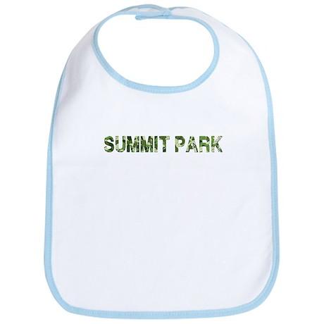Summit Park, Vintage Camo, Bib