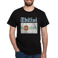 Flag of Tbilisi Design T-Shirt
