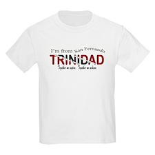San Fernando Trinidad Kids T-Shirt