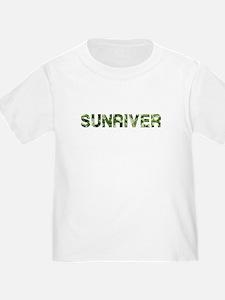 Sunriver, Vintage Camo, T