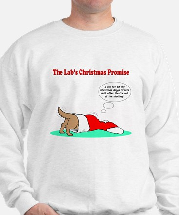 Lab Holiday Promise #2 Sweater