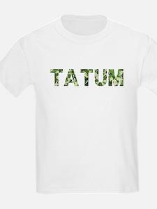 Tatum, Vintage Camo, T-Shirt