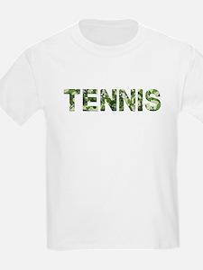 Tennis, Vintage Camo, T-Shirt