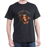 Monkeys Uncle Dark T-Shirt