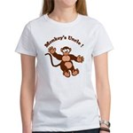 Monkeys Uncle Women's T-Shirt