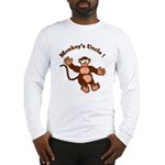 Monkeys Uncle Long Sleeve T-Shirt