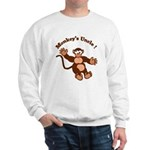 Monkeys Uncle Sweatshirt