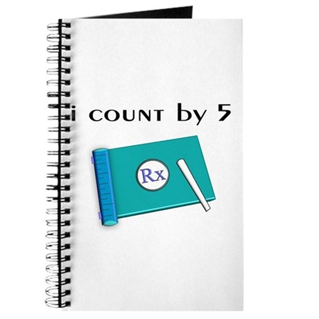 i count by 5.PNG Journal