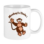 Monkeys Uncle Mug
