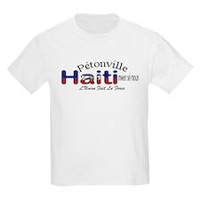 Petonville Haiti Kids T-Shirt