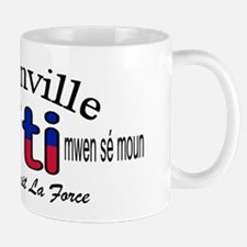 Petonville Haiti Mug