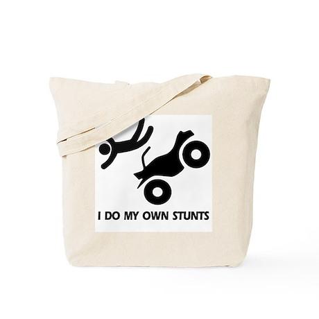 ATV, ATV, Funny ATV Stunts Tote Bag