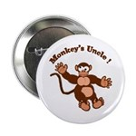 Monkeys Uncle Button