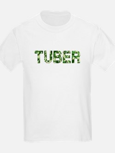 Tuber, Vintage Camo, T-Shirt